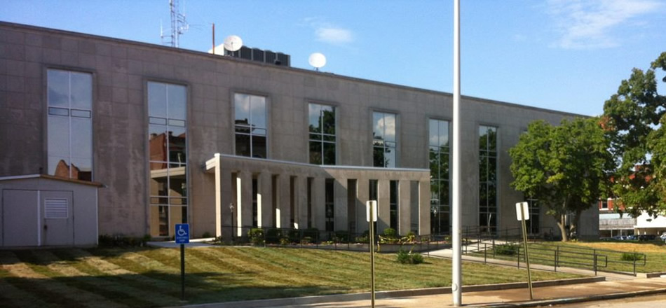 Daviess County Ky, Fiscal Courthouse, Owensboro Ky